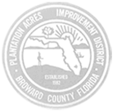 Plantation Acres Improvement District